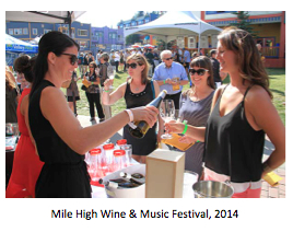 Mile High Wine & Music – Canada's highest outdoor wine and music event