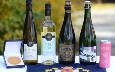 Five Nova Scotia wines receive Lieutenant Governor's Award for Excellence
