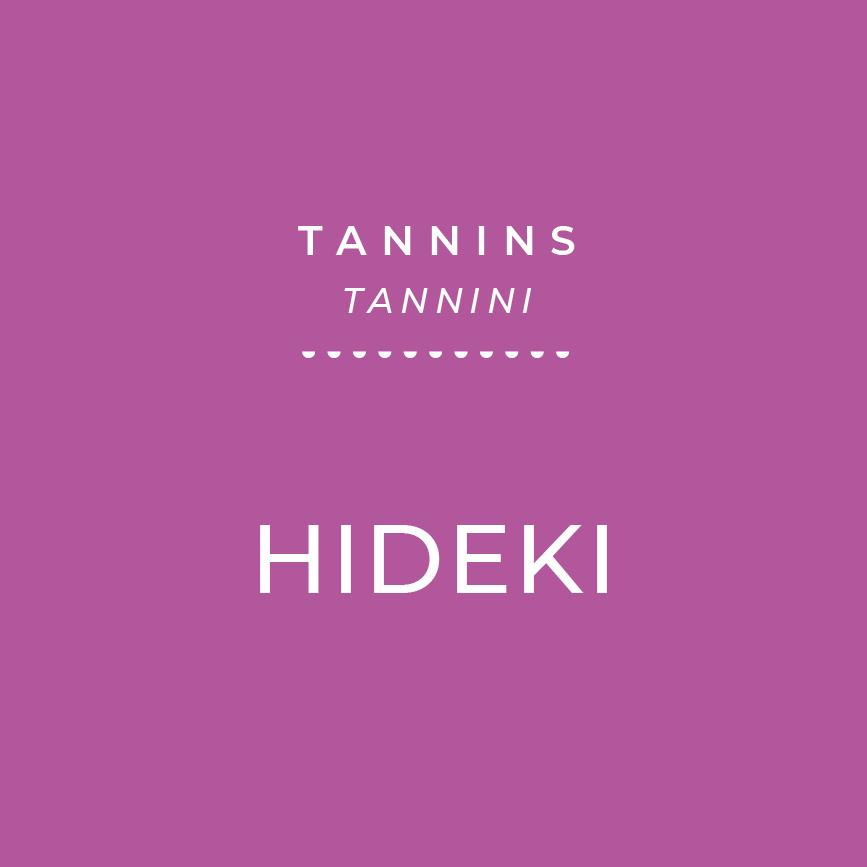 Enartis presents Hideki: The super-tannin to protect wine naturally