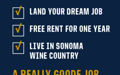 """Murphy-Goode announces """"A Really Goode Job""""  call for entries for a chance to win the ultimate dream rob in wine country"""